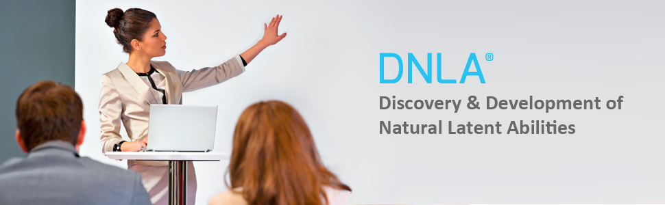 DNLA - Discovery&development of natural latent abilities